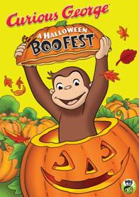 Curious George: A Halloween Boo Fest, Airs October 28th - Mark Your Calendar!