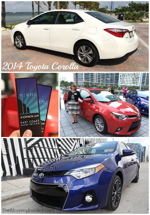 The Newly Redesigned 2014 Toyota Corolla, A Car With Wow Power!