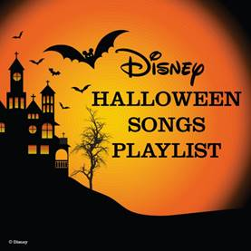 Prep Your Kids With Spooky Tunes: 'A Disney Halloween' Exclusive Playlist on Rdio