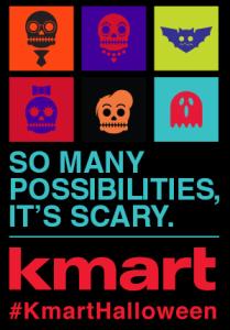 kmart Halloween Twitter Party