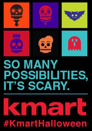 kmart Halloween Twitter Party