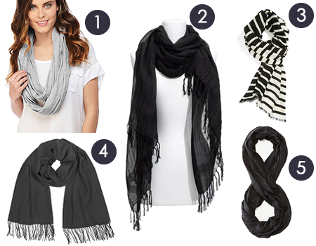 5 Lightweight Scarves That Are Great For Fall