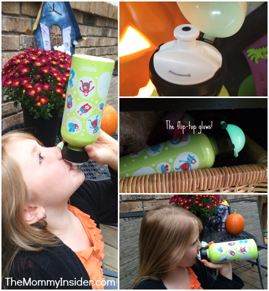 4 SIGG Water Bottles To Keep Your Child Hydrated While Trick-or-Treating and Beyond!