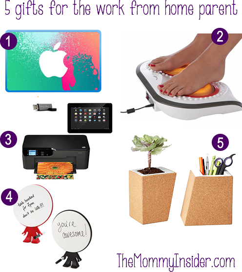 Work from home office gift guide