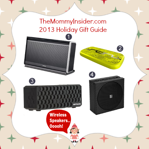 Holiday Gift Guide: 4 Wireless Speakers Great For Families