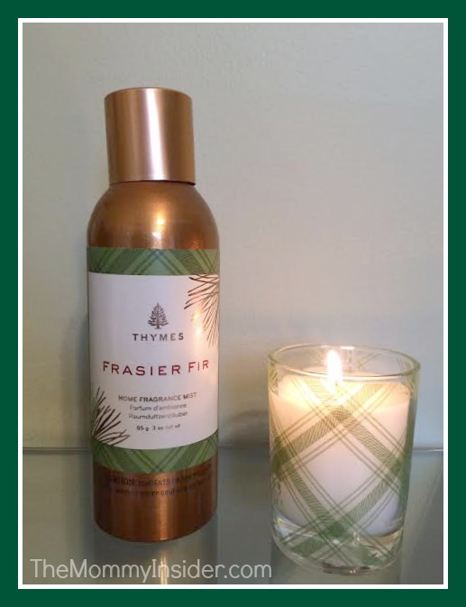 Frasier Fir - A Fresh, Clean, Winter Scent for your Home
