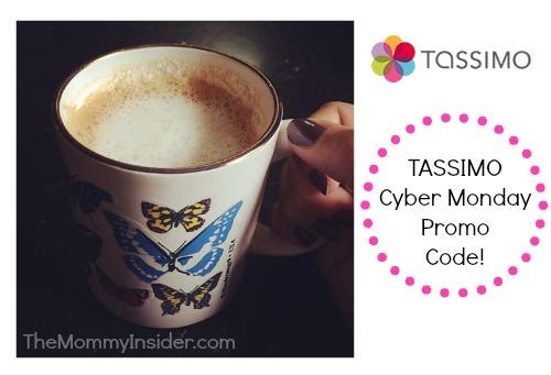 #TASSIMO Cyber Monday Promo Code!