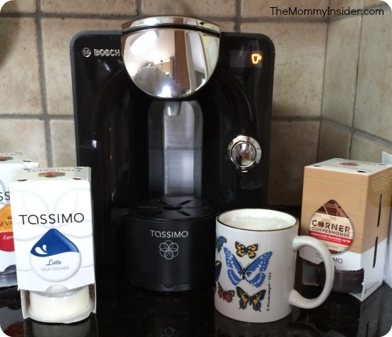 TASSIMO T55 Single Cup Coffee Brewer review