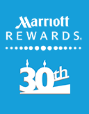 Marriott Rewards® Wants To Celebrate It's 30th Birthday With You!