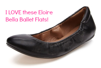 Elorie Bella Ballet Flat