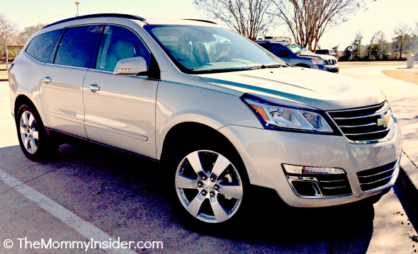 2014 Chevrolet Traverse - A Moving