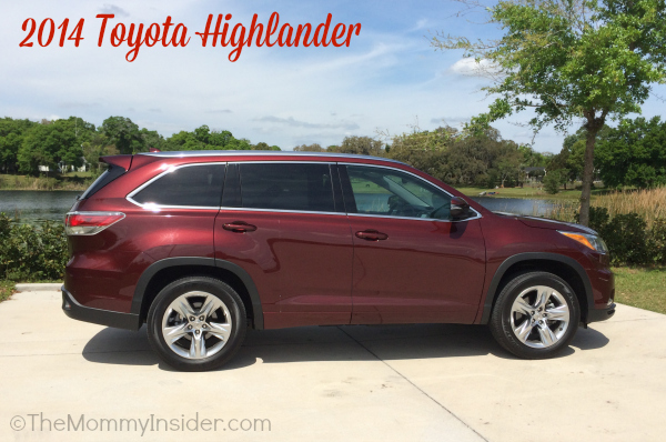 A Review Of The 2014 Toyota Highlander
