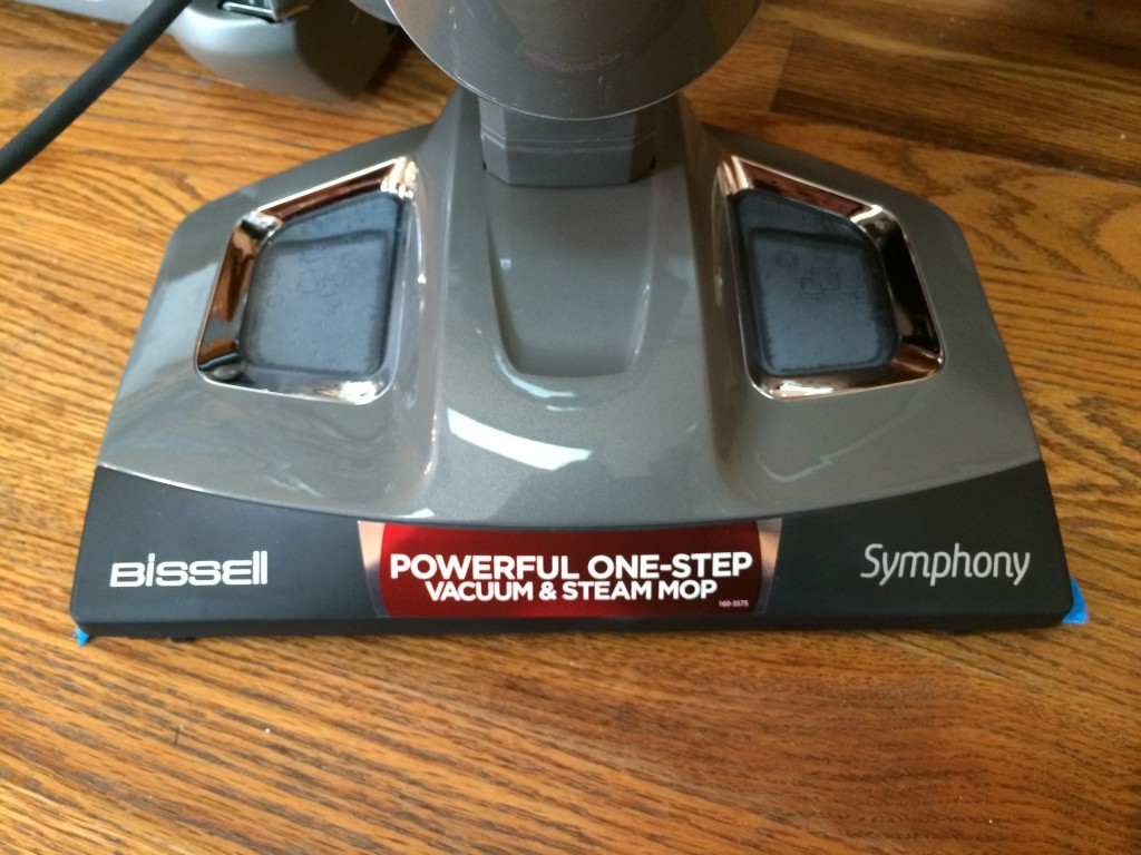 BISSELL Symphony Steam Mop and Vacuum