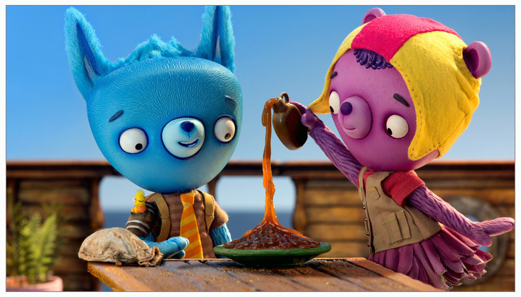 Tumble Leaf, an Amazon Studios Original Series, Entertains & Educates Preschool-Age Children