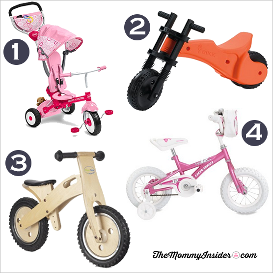 4 Kid's Bikes for Kids Learning to Ride + 7 Bike Safety Tips