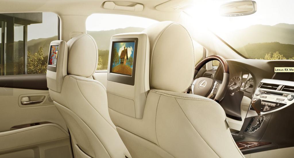 Lexus RX 450h Test Drive - A Safe, Family-Friendly, Luxury Hyrbid SUV
