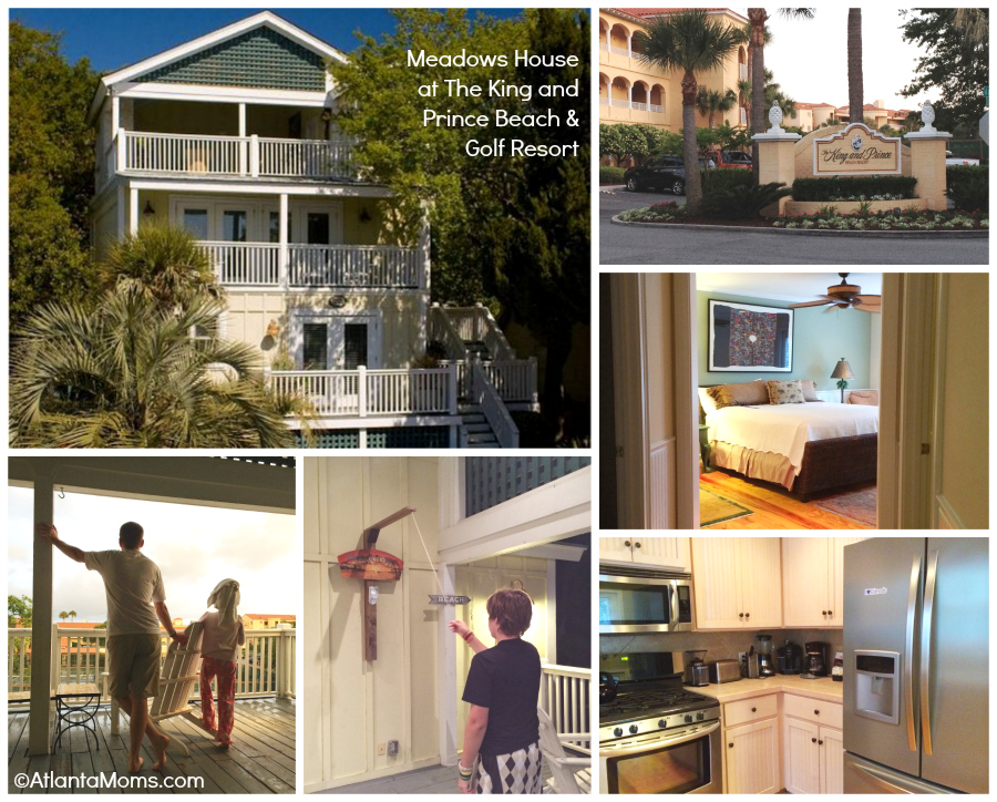 The King and Prince Resort - St. Simons Island Meadows House