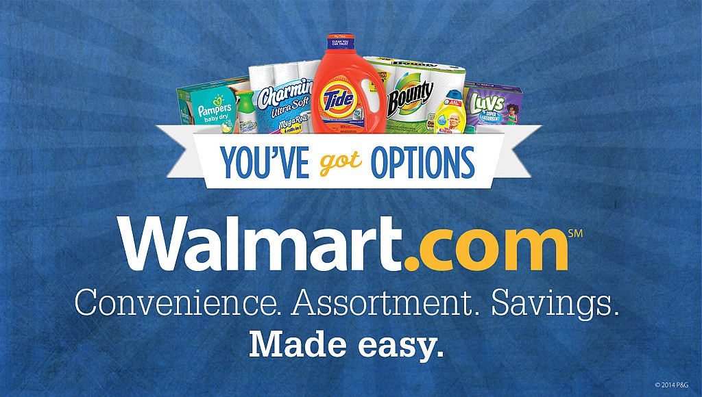Walmart Smartphone App - The Perfect App for Everyday Home Goods Shopping