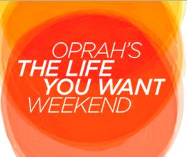 Oprah's The Life You Want Weekend in Atlanta, Georgia