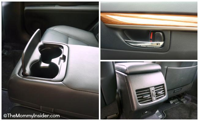 Lexus ES 350 sedan interior