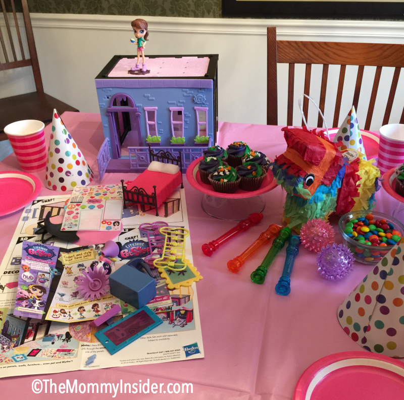 Littlest Pet Shop Toy Party and Review