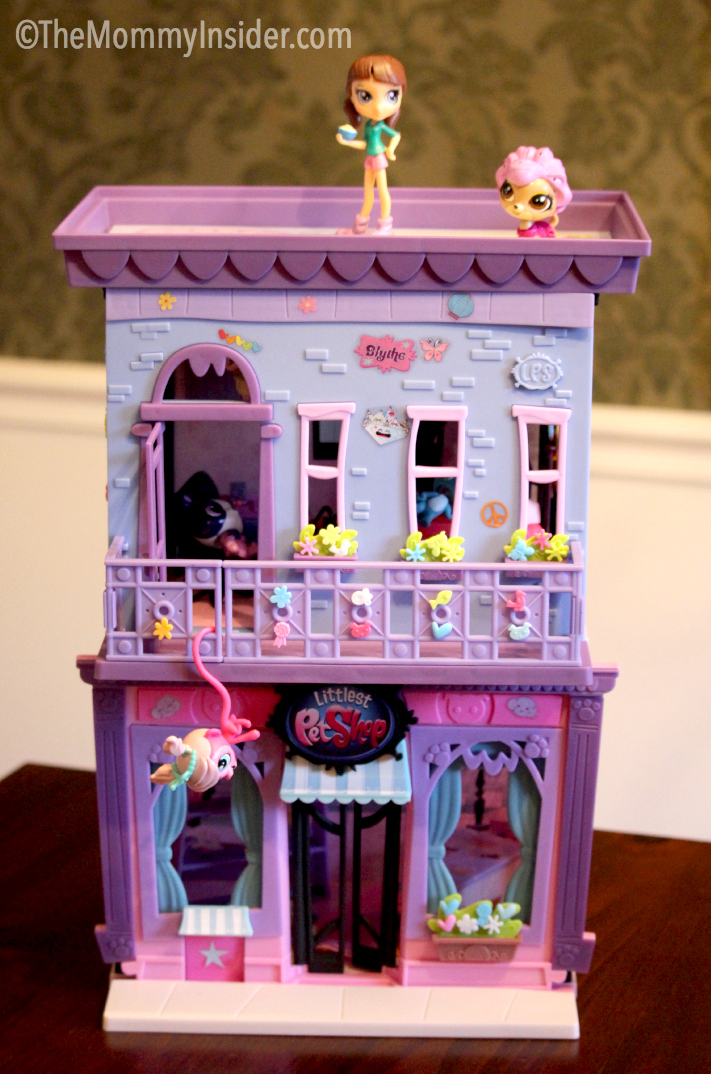 a surprise party with littlest pet shop toys the mommy insider
