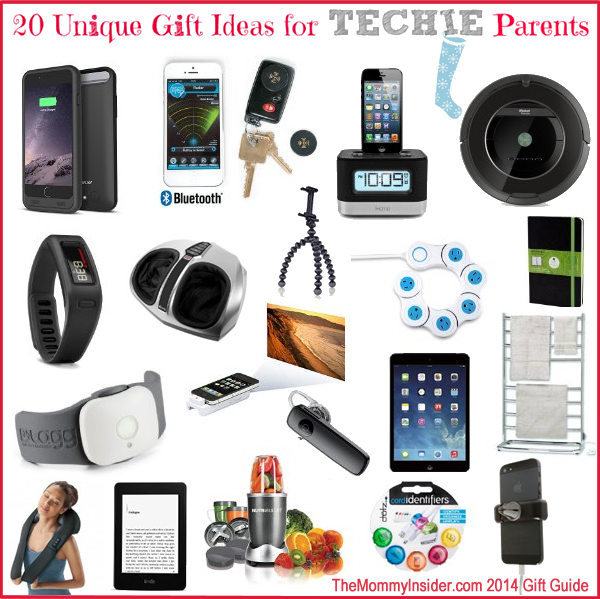 Gift Guide: 20 Unique Gift Ideas For the Techie Mom