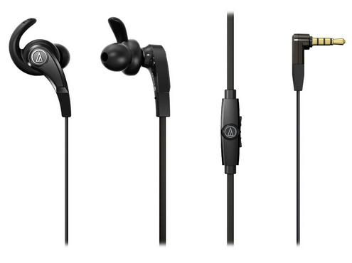 Audio-Technica's SonicFuel™ In-ear Headphones review