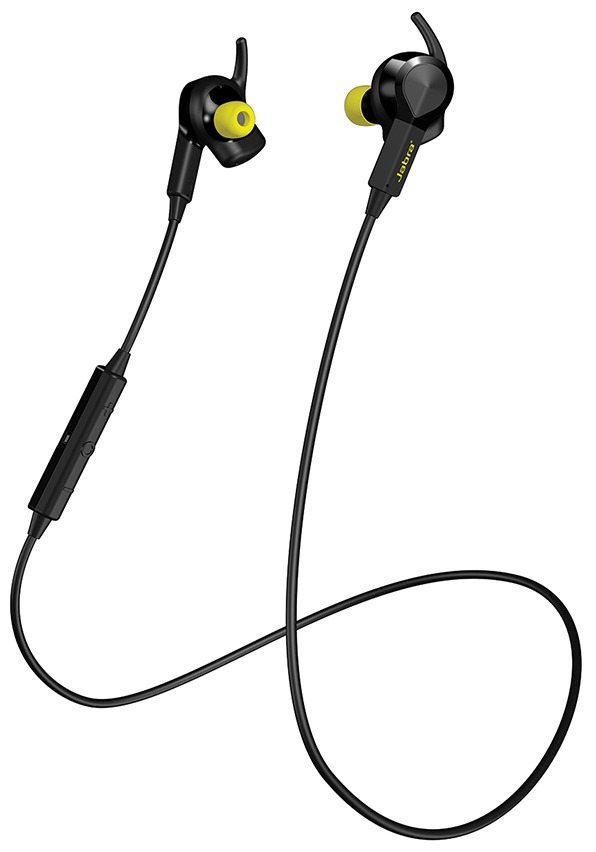 Get Your Fitness On With Jabra Pulse Fitness Headphones from Best Buy