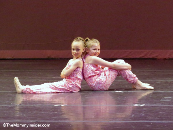 Not a Perfect Parent: Surviving 2 Birthday's, Dance Recital, and Mother's Day