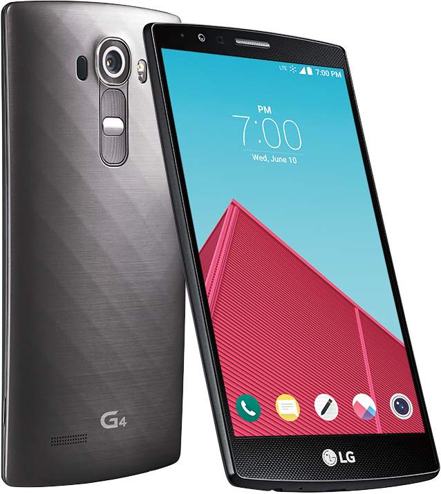 Best Buy: LG G4 - An Exceptional Visual Experience in the Palm of your Hand