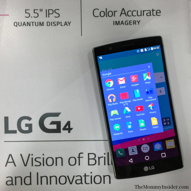 Best Buy: LG G4 – An Exceptional Visual Experience in the ...