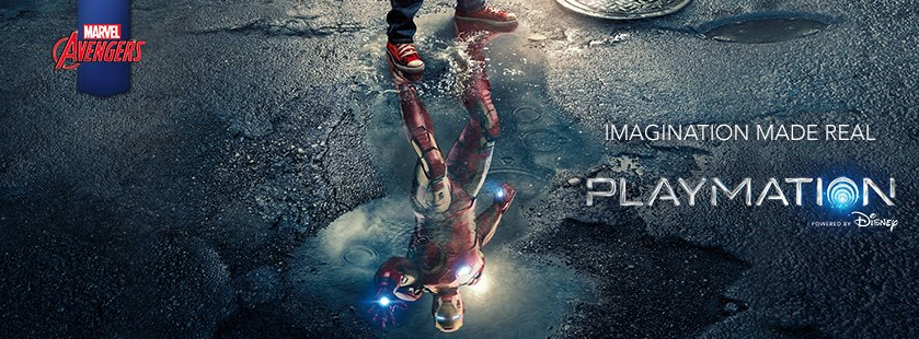 Disney's Playmation Wearable Tech Toys