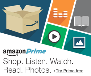 Try Amazon Prime Free