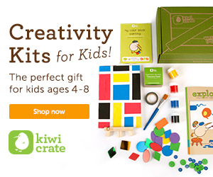 Kiwi Crate Monthly Craft Subscription
