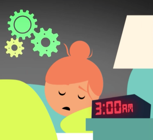 When Shut-Eye Strategies Fail To Kick Insomnia To The Curb