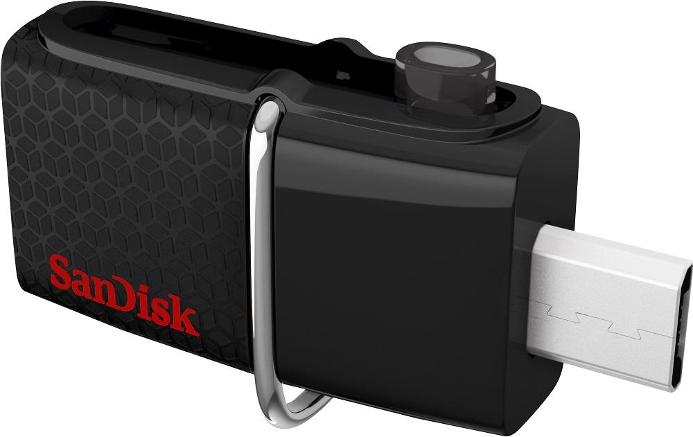 SanDisk Dual USB MicroUSB Flash Drive