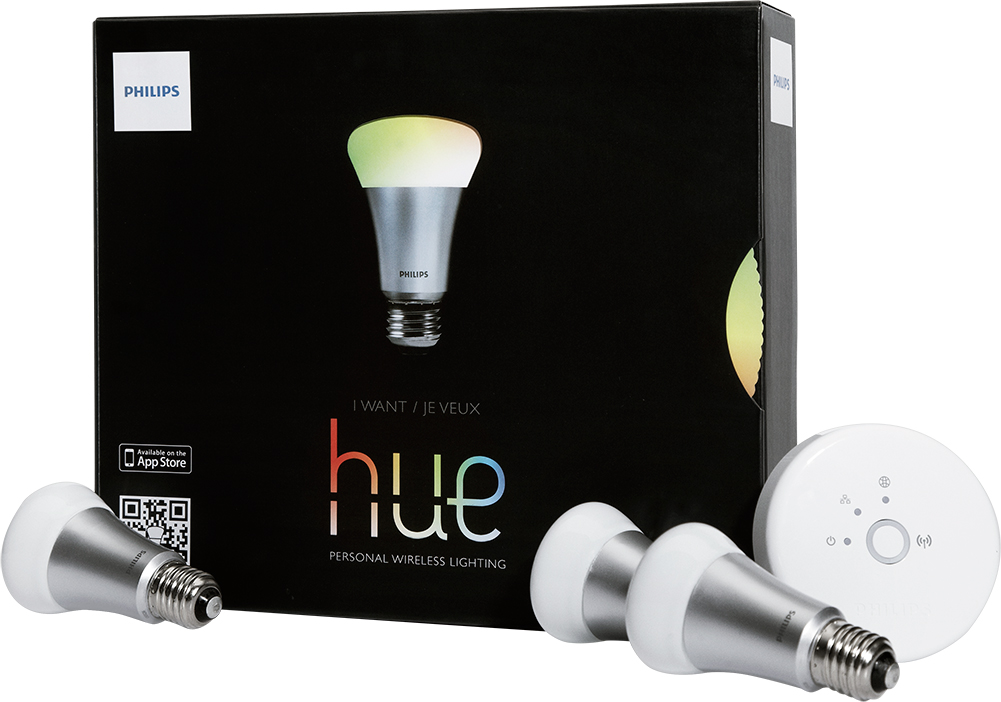 Philips Hue Wireless Lighting for Families