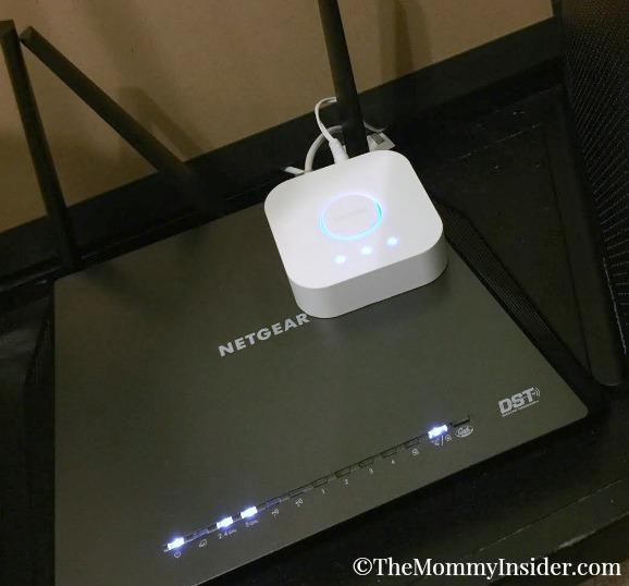 Netgear® Nighthawk™ DST Router AC1900