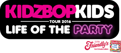 KIDZ BOP Expands National Life of the Party Tour