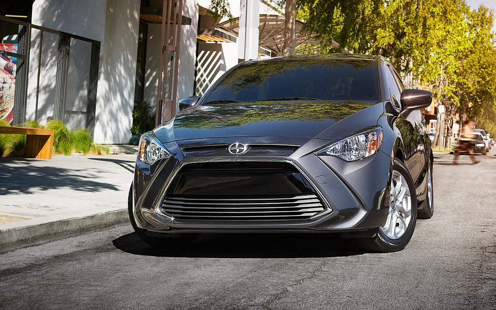 2016 Scion iA: Great Value for Teen Drivers