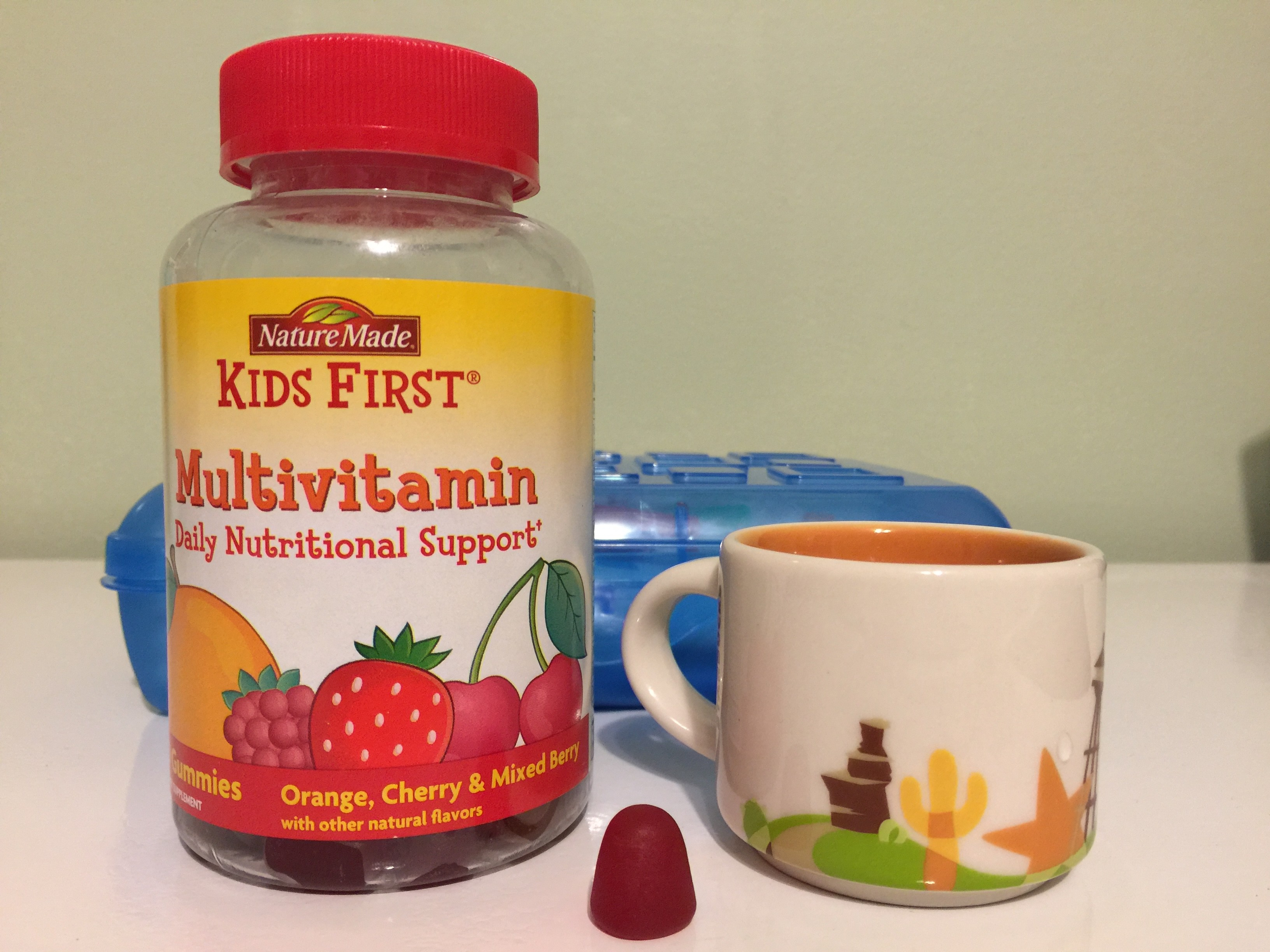 Nature Made kids vitamin