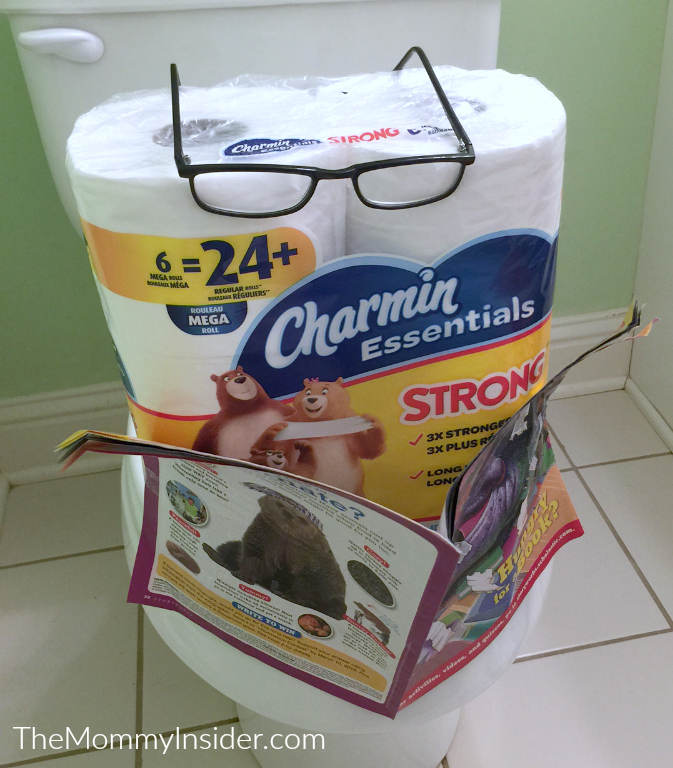 Charmin Essentials Strong review