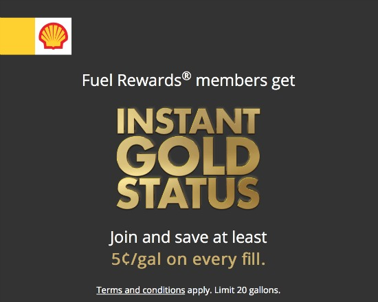 Shell Fuel Rewards program